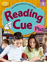 "<font title=""Reading Cue Plus 1 : Studentbook (Paperback+ CD+ Workbook/ 2nd)"">Reading Cue Plus 1 : Studentbook (Paperb...</font>"