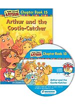 Arthur Chapter Book 15. Arthur and the Cootie-Catcher (Paperback + CD)