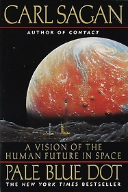"<font title=""Pale Blue Dot: A Vision of the Human Future in Space (Paperback)"">Pale Blue Dot: A Vision of the Human Fut...</font>"