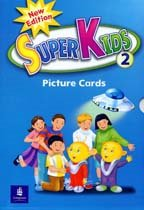 Superkids Level 2 - Picture Card