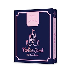 트와이스(Twice) - TWICE 2ND TOUR TWICELAND ZONE 2 Fantasy Park (2Disc) [블루레이]