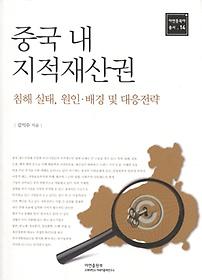 중국내 지적재산권