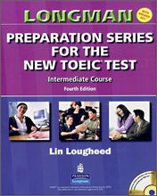 """<font title=""""Longman Preparation Series for the New TOEIC Test Intermediate Course - Student Book with Answer Key (Paperback+ CD)"""">Longman Preparation Series for the New T...</font>"""