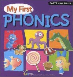 My First Phonics (Paperback+CD:1)