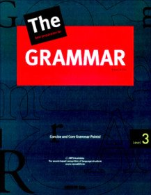 The best preparation for Grammar - Level 3