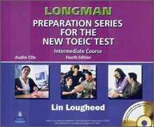 """<font title=""""Longman Preparation Series for the New TOEIC Test Intermediate Course - Audio CD (7 CDs Only/ 교재별매)"""">Longman Preparation Series for the New T...</font>"""