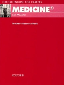 """<font title=""""Oxford English for Careers : Medicine 1 : Teacher"""