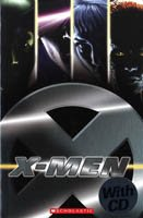 X Men 1 : Level 1 (Paperback + CD)