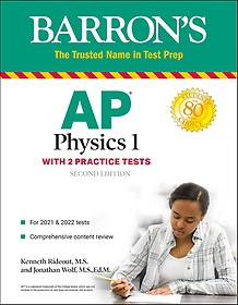 """<font title=""""AP Physics 1: With 2 Practice Tests (Paperback/ 2nd Ed.)"""">AP Physics 1: With 2 Practice Tests (Pap...</font>"""