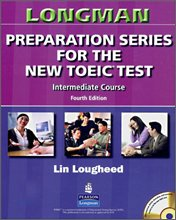 """<font title=""""Longman Preparation Series for the New TOEIC Test Intermediate Course - Student Book without Answer Key (Paperback+ CD)"""">Longman Preparation Series for the New T...</font>"""