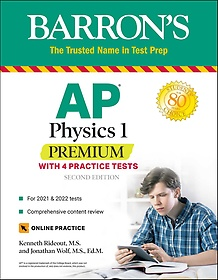 "<font title=""AP Physics 1 Premium: With 4 Practice Tests (Paperback/ 2nd Ed.)"">AP Physics 1 Premium: With 4 Practice Te...</font>"