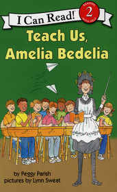 Teach Us, Amelia Bedelia - I Can Read Books, Level 2 (Paperback)
