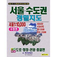 서울 수도권 정밀지도