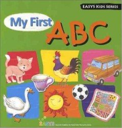 My First ABC (Paperback+CD:1)