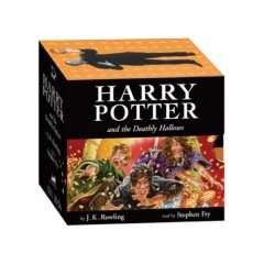 Harry Potter and the Deathly Hallows : Book 7 (Audiobook, 영국판, Unabridged Edition, Tape 8개, 도서별매)