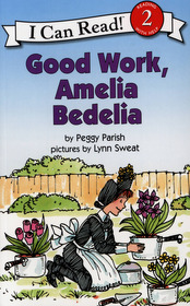 Good Work, Amelia Bedelia - I Can Read Books Level 2 (Paperback)