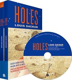 Holes 구덩이 (Paperback+Workbook+MP3 CD)