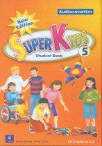 Superkids Level 5 (Tape:2/ 교재별매)