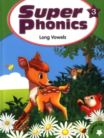 "<font title=""Super Phonics 3 : Studentbook (Paperback+ CD:1)"">Super Phonics 3 : Studentbook (Paperback...</font>"