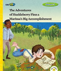 """<font title=""""[EBS 초등영어] EBS 초목달 The Adventures of Huckleberry Finn & Marissa"""