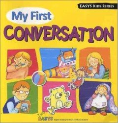 My First Conversation (Paperback+CD:1)