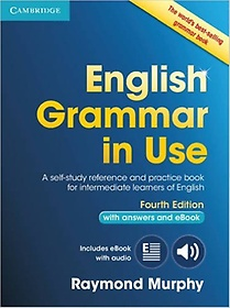 """<font title=""""English Grammar in Use Book with Answers and Interactive eBook (Paperback / 4th Ed.)"""">English Grammar in Use Book with Answers...</font>"""