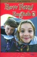 "<font title=""How Fun English Level 1-5 (Student book, Workbook용 Tape:2/ 교재별매)"">How Fun English Level 1-5 (Student book,...</font>"