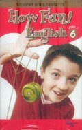"<font title=""How Fun English Level 1-6 (Student book, Workbook용 Tape:2/ 교재별매)"">How Fun English Level 1-6 (Student book,...</font>"