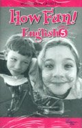 "<font title=""How Fun English Level 2-5 (Student book, Workbook용 Tape:2/ 교재별매)"">How Fun English Level 2-5 (Student book,...</font>"