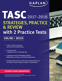 """<font title=""""TASC Strategies, Practice & Review 2017-2018 with 2 Practice Tests (Paperback)"""">TASC Strategies, Practice & Review 2017-...</font>"""