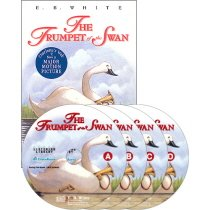 "<font title=""The Trumpet of the Swan (Book + Audio CD:4)"">The Trumpet of the Swan (Book + Audio CD...</font>"