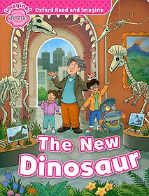 """<font title=""""Oxford Read and Imagine, Starter: The New Dinosaur(Paperback)"""">Oxford Read and Imagine, Starter: The Ne...</font>"""