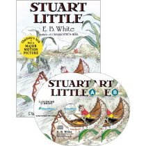 Stuart Little (Book + Audio CD:2)