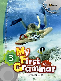 "<font title=""My First Grammar 3: Workbook (Paperback/ 2nd Ed.)"">My First Grammar 3: Workbook (Paperback/...</font>"