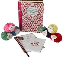 "<font title=""The Knitting Tin Book : Tin With Book And Project (Hardcover)"">The Knitting Tin Book : Tin With Book An...</font>"