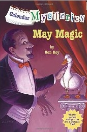 Calendar Mysteries #5: May Magic (Paperback)