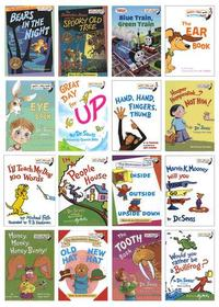 """<font title=""""Dr. Seuss 닥터수스 Bright & Early 시리즈 16종 세트 (Hardcover:16)"""">Dr. Seuss 닥터수스 Bright & Early 시리즈...</font>"""