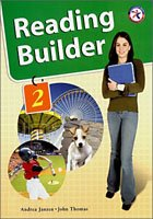 "<font title=""Reading Builder 2 - Student Book with CD (Paperback + Audio CD 1 포함)"">Reading Builder 2 - Student Book with CD...</font>"