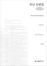 부닌 단편집 (큰글씨책)