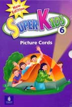 Superkids Level 6 - Picture Card