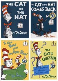 """<font title=""""Dr. Seuss 닥터수스 Cat 시리즈 4종 세트 (Hardcover:4)"""">Dr. Seuss 닥터수스 Cat 시리즈 4종 세트 (...</font>"""