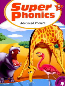 "<font title=""Super Phonics 5 : Studentbook (Paperback+ CD:1)"">Super Phonics 5 : Studentbook (Paperback...</font>"