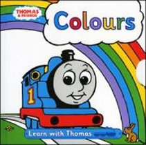 Colours : Learn with Thomas (Hardcover)