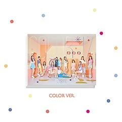 아이즈원(IZ*ONE) - COLOR*IZ [1st Mini Album] [COLOR ver.]