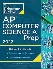 """<font title=""""Princeton Review AP Computer Science A Prep, 2022 (Paperback)"""">Princeton Review AP Computer Science A P...</font>"""