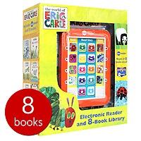"<font title=""World of Eric Carle Electronic Reader and 8-Book Library (Readers)"">World of Eric Carle Electronic Reader an...</font>"