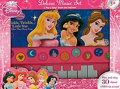 Disney Princess: Piano (Hardcover)