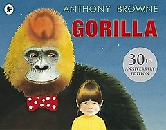 Gorilla (Paperback +CD:1)