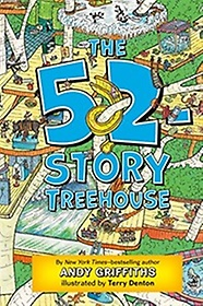 The 52-story Treehouse (Hardcover)