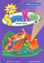 Superkids Level 6 (Tape:2/ 교재별매)